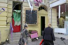 Взрыв в центре Одессы: сработало самодельное устройство