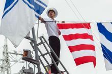 В Одессе отметили День Военно-морских сил