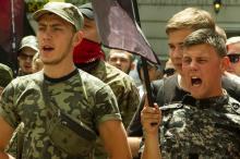 Одесский «Правый сектор» требует разбирательства перестрелки в Мукачево