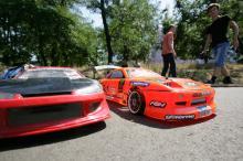 Одесса принимает соревнования по автомодельному спорту