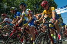 В Одессе проходит масштабная велогонка