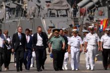 В Одессе открылись военные учения «Си Бриз»