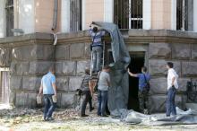 Взрыв у здания управления СБУ в Одессе квалифицировали как теракт