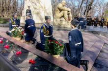 В Одессе вспоминали об афганской войне