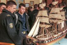 Одесский музей морского флота: новая экспозиция на новом месте