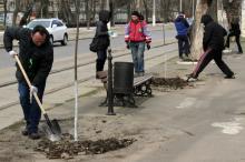 Одесситы протестовали против «благоустройства» Французского бульвара