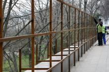 Работы на Приморском бульваре: в Одессе будет Стамбульский парк