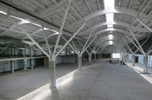 В Одесском аэропорту строят новый терминал