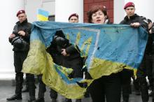 Разгром «Антитрухановского майдана» и блокада Одесской мэрии