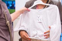 В Одессе открылась студия одежды VOVK: made in Ukraine