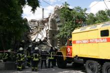 Дом, которого нет: в центре Одессы обрушился памятник архитектуры