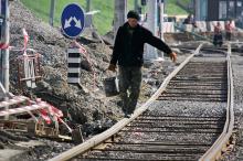 Ремонт на Пересыпи: работы идут, проезд закрыт
