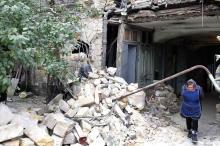 ЧП на Молдаванке: в Одессе обрушилась стена жилого дома