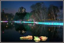 В одесском парке создают «Сказочный пруд»
