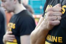 «Ігри нескорених»: кандидаты в сборную испытали себя в Одессе