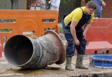 Одесса без воды: подключают новый водовод