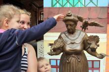 В музее Утесова поселилась «Одесская бабушка»