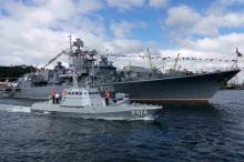 В Одессе отметили День Военно-морских сил Украины