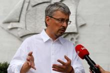 Член наблюдательного совета Одесской киностудии Александр Ткаченко
