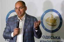 Глава Одесской облгосадминистрации Максим Степанов
