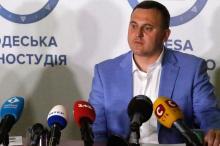 Глава правления Одесской киностудии Андрей Осипов