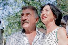 Леонид Каневский и Анна Березина