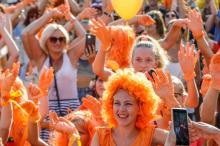 Солнечный марш: в Одессе – фестиваль «Рыжий город»