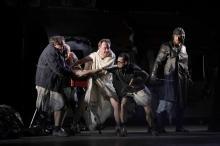 Спектакль без героя: в Одесском украинском театре – «Энеида-XXI»