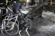 Пожар в одесской больнице: в области объявлен день траура