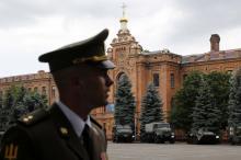 В украинской армии – пополнение: выпуск в Военной академии