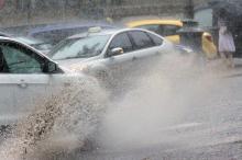 Дождь как стихия: на Одессу обрушился сильный ливень