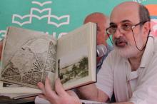 В Одессе презентована новая книга о старом парке