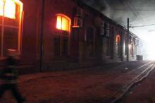 Пожар в одесской гостинице: погибли девять человек