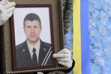 В Одессе простились с погибшим спасателем Сергеем Шатохиным