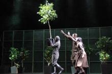 Любовь под лимонным соусом: премьера в Украинском театре